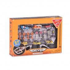 Игровой набор DRIVEN POCKET SERIES Строительная техника WH1079Z