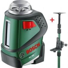 Нивелир лазерный Bosch PLL 360 SET, 20м, 360град., штатив TP 320