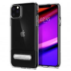 Чехол Spigen для iPhone 11 Pro Slim Armor Essential S, Crystal Clear (077CS27102)