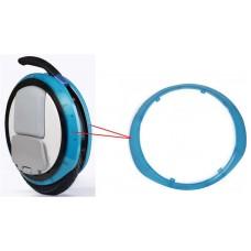 Декоративная прозрачная накладка для моноколес Ninebot by Segway ONE E+ Blue (2шт.)