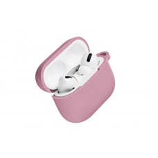 Чехол 2Е для Apple AirPods Pro, Pure Color Silicone (2.5mm) , Pink
