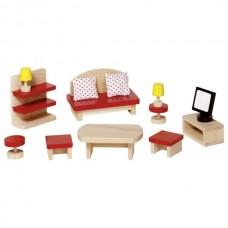 Набор для кукол goki Мебель для прихожей 51716G