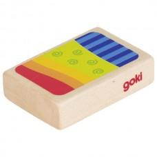 Музыкальный инструмент goki Шейкер 61940G