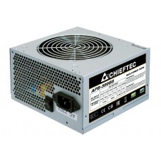 Блок питания CHIEFTEC Value APB-500B8,12cm fan, a/PFC,24+4,2xPeripheral,1xFDD,3xSATA,1xPCIe