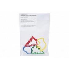 Аксессуар для лепки Becks Plastilin Формы 4 шт. B100535/B100536