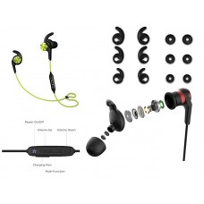 Наушники 1MORE E1018BT iBFree Sport Wireless Mic Green