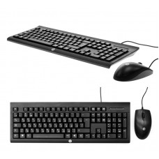Комплект (клавіатура + миша) HP Wired Combo C2500 (H3C53AA)