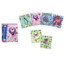 Карточки со штампами Janod Любимые животные J07819
