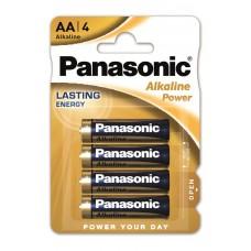 Panasonic Alkaline Power АА LR6 PR блистер 4 шт