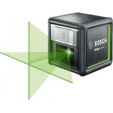 Нивелир лазерный Bosch Quigo Green+MM2
