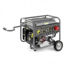 Генератор Karcher бензиновый PGG 8/3, 380В (+230В), max 7.5кВт, (1.042-209.0)
