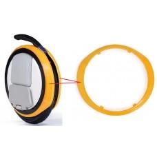 Декоративная прозрачная накладка для моноколес Ninebot by Segway ONE E+ Orange (2шт.)