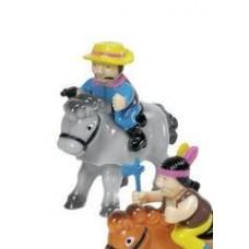 Заводная игрушка goki Шериф 13094G-3
