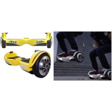 """Гироборд 2Е HB 101 7.5"""" Jump Yellow"""
