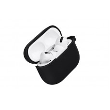 Чехол 2Е для Apple AirPods Pro, Pure Color Silicone (2.5mm) , Black