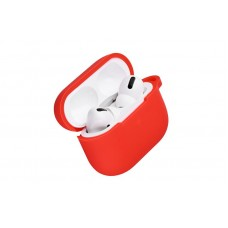 Чехол 2Е для Apple AirPods Pro, Pure Color Silicone (2.5mm) , Red