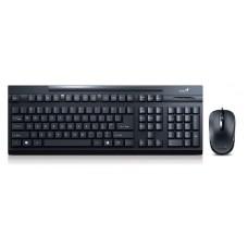Комплект (клавіатура + миша) Genius SlimStar КМ-125 USB Ukr (31330209106)