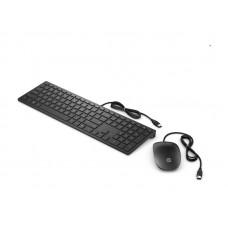 Комплект: клавіатура і миша HP Pavilion Keyboard and Mouse 400 (4CE97AA)