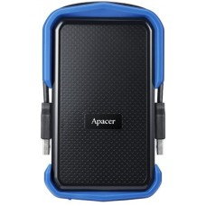НЖМД Apacer 2.5 USB 3.1 1TB AC631 Black/Blue