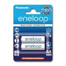 Аккумулятор Panasonic Eneloop AA 1900 2BP mAh NI-MH