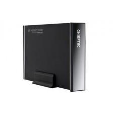 "Корпус для 3.5"" HDD/SSD CHIEFTEC External Box CEB-7035S,aluminium/plastic,USB3.0,RETAIL"