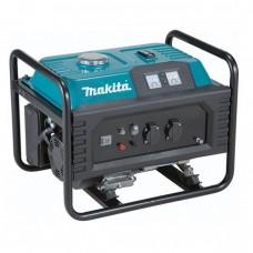 Бензогенератор Makita EG 2850 A, ном.2,6 кВт, 230 В ~50 Гц, 12В, AVR, ручн.старт, 52,8 кг