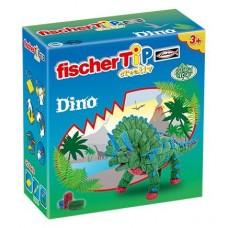Набор для творчества fischerTIP Динозавр Box S FTP-533452