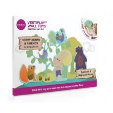 Настенная игрушка Oribel Veritiplay Веселий кролик и его друзья OR800-90001