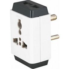 Адаптер Luminous Universal Multi Plug Adaptor (TCHMP06A03WH)