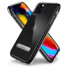 Чехол Spigen для iPhone 11 Pro Ultra Hybrid S, Crystal Clear (077CS27443)