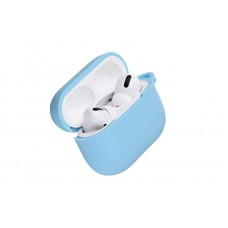 Чехол 2Е для Apple AirPods Pro, Pure Color Silicone (2.5mm) , Blue