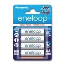 Аккумулятор Panasonic Eneloop AA 1900 4BP mAh NI-MH