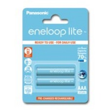 Аккумулятор Panasonic Eneloop Lite AAA 550 2BP mAH NI-MH