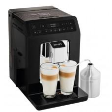 Кофемашина Krups EA891810 Evidence, 15 рецептов, 2.3 литра, черный