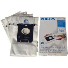 Сменный синтетический мешок-пылесборник S-bag Philips FC8021/03