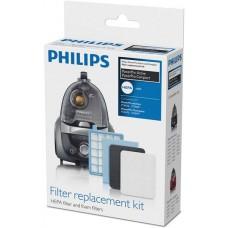 Набор фильтров для безмешковых пылесосов FC84xx - FC86xx серий Philips FC8058/01