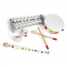 Набор музыкальных инструментов Janod серия Конфетти J07600