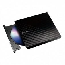 Привод ASUS SDRW-08D2S-U LITE DVD+-R/RW USB2.0 EXT Ret Slim Black