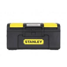 """Ящик инструментальный """"Stanley Basic Toolbox"""" пластмассовый 39,4 x 22 x 16,2 см (16"""")"""