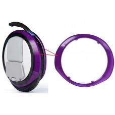 Декоративная прозрачная накладка для моноколес Ninebot by Segway ONE E+ Purple (2шт.)