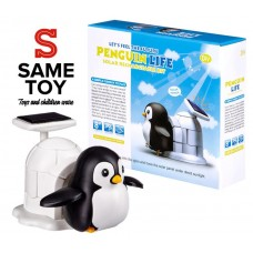 Робот-конструктор Same Toy Солнечный Пингвин