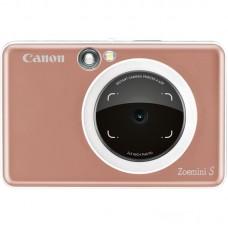Портативная камера-принтер Canon ZOEMINI S ZV123 RG