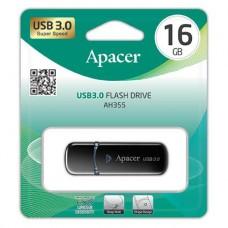 Apacer AH355 USB3.1 16GB Black