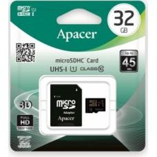 Apacer microSDHCSDXC class 10 UHS-1 SD adapter 32Gb
