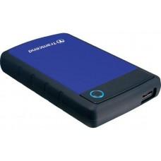 НЖМД Transcend StoreJet 2.5 USB 3.1 Gen 1 4TB H3 Blue