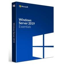 ПО Microsoft Windows Svr Essentials 2019 64Bit English DVD 1-2CPU