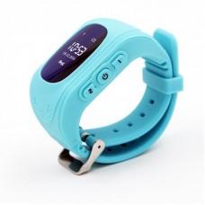 Детские умные часы GOGPS К50 Бирюзовые K50TR