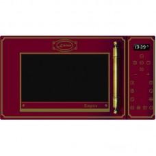 Микроволновая печь Kaiser M2500RotEm - квар.гриль/конвекц/25л/900Вт/диспл/сенсор/красный