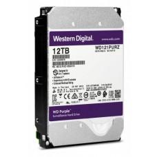 НЖМД WD 3.5 SATA 3.0 12TB IntelliPower 256Mb Cache Purple