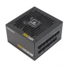 Блок питания Antec HCG650 Gold,12cm fan,a/PFC,80+ GOLD,24+8,3xPeripheral,8xSATA,4xPCIe,Fully Modular